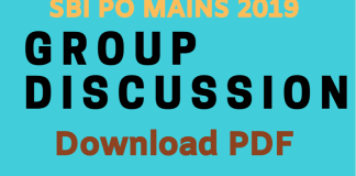 Group discussion blog banner