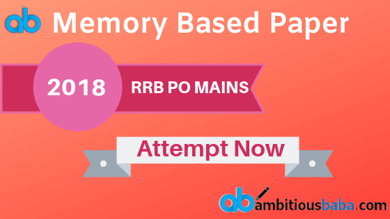 Ibps rrb po mains 2018 question paper how to write a performance appraisals