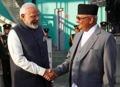 India, Nepal inaugurate Motihari-Amlekhganj oil pipeline