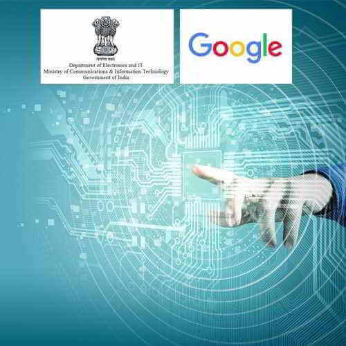 MeitY and Google tie up to Build for Digital India