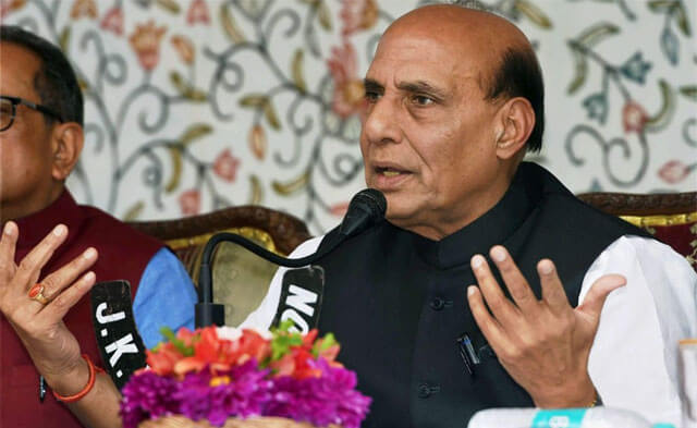 Defence Minister Rajnath Singh represent India in Annual Defence ministerial dialogue in Japan