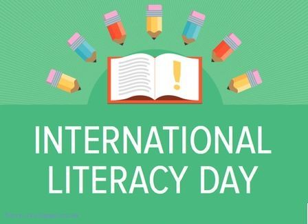 8th September- International Literacy Day 2019