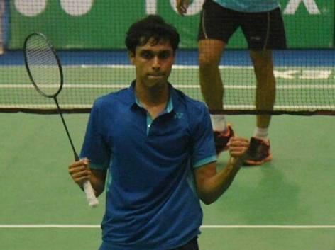 Kaushal Dharmamer wins Myanmar International Series