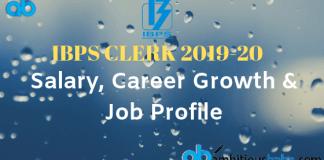 Salary, Career Growth and Job Profile