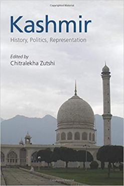 "Titled ""Kashmir"", the book written by Historian Chitralekha Zutshi release"