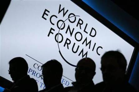 50th World Economic Forum Annual Meeting 2020 in Switzerland