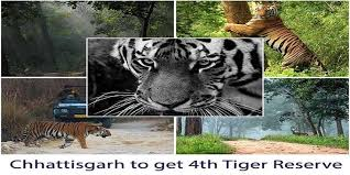 Chattisgarh Declares Guru Ghasidas National Park in Korea District as Tiger Reserve