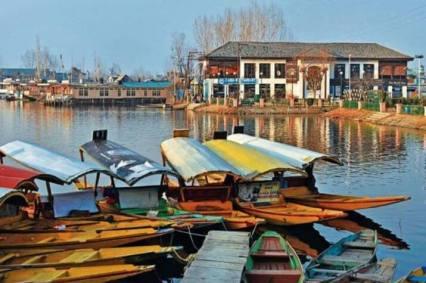Dal Lake area declared eco-sensitive zone