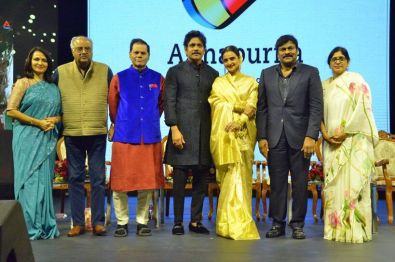 ANR National Awards conferred to Sridevi, Rekha
