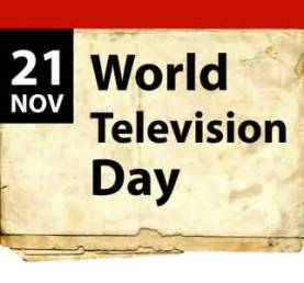 21st November: World Television Day