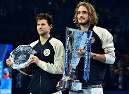 Stefanos Tsitsipas won ATP Final