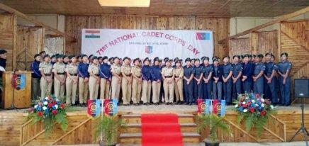 71st NCC Day celebration in 24th November