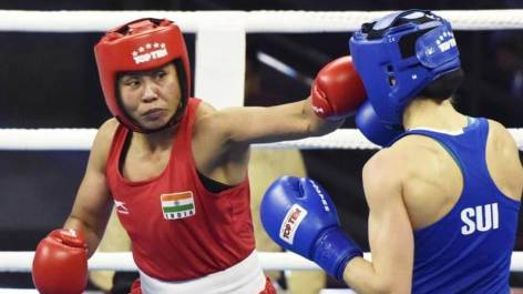 Sarita Devi elected as member of AIBA athletes commission