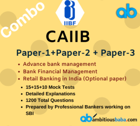 CAIIB Combo 123 New