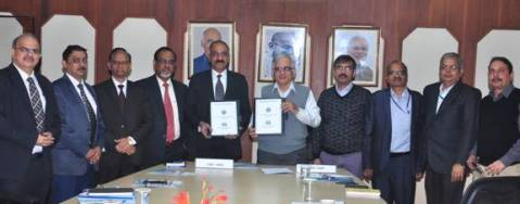 CSIR signs MoU with BHEL to push 'Make in India' initiative