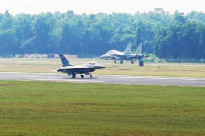 Singapore, India air forces hold joint training exercise