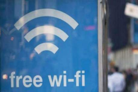 Free WiFi to all villages connected via Bharat Net till March 2020