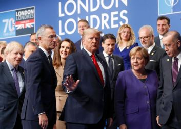 NATO Summit 2019 held in United Kingdom