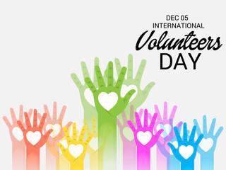 5th December: International Volunteer Day