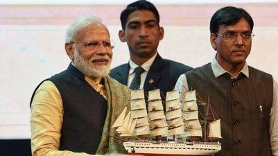 150th celebration of Kolkata Port Trust