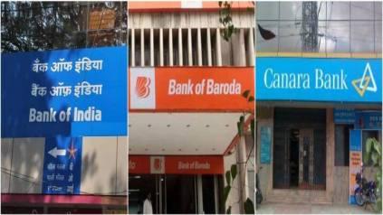 Bank of India, Bank of Baroda and Canara Bank get new MD & CEOs