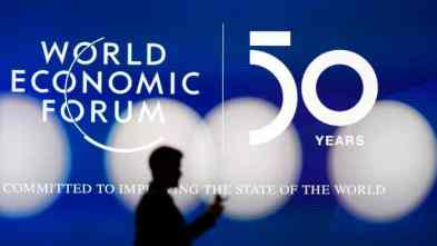 50th World Economic Forum stats in Davos