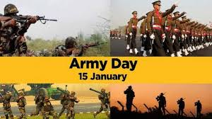 15th January: 72nd Army Day