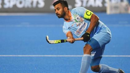 Manpreet Singh becomes first Indian to win FIH Player of the Year award