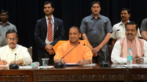 Ground water act 2020 approved by Uttar Pradesh cabinet