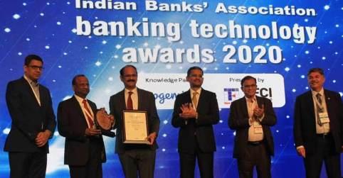 South Indian Bank bags 2 awards at IBA Banking Technology 2020 Award