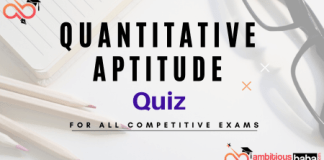 Quant Quiz for bank,ssc,railway