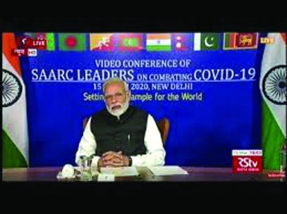 PM Modi pledges $10 mn for SAARC emergency fund