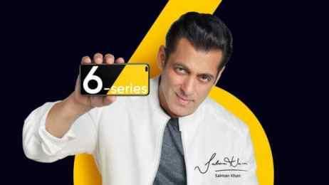 Smartphone brand Realme appoints Salman Khan as brand ambassador