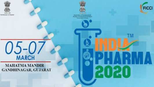 India Pharma & India Medical Device 2020 Conference to be held in Gandhinagar
