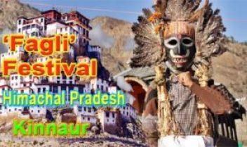 Traditional 'Fagli' festival celebrated in Himachal Pradesh's Kinnaur