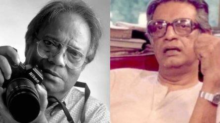 Veteran photographer & Padma Shri recipient Nemai Ghosh passed away