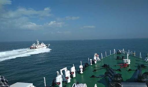 Indian Coast Guards conducts SAREX-2020 in Goa