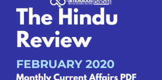 Blog image The hindu review Feb 2020
