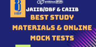 JAIIB_DBF & CAIIB study materals and Online Mock Tests