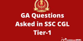 SSC CGL Tier-1 Exam Analysis & Review