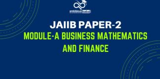 Blog JAIIB Paper 2 Module A Capsule PDF