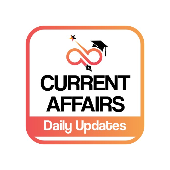 Current Affairs APP Logo