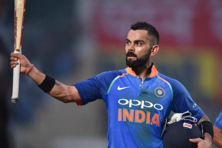 Kohli only cricket in Forbes top 100 highest-paid athletes; Federer top