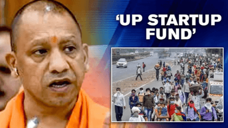 Yogi Adityanath Launches 'UP Startup Fund', Hands Over First Tranche Of Rs 15 Cr To SIDBI