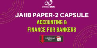 Jaiib Paper 2 CAPSULE pdf