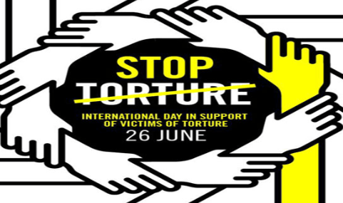 26th June: International Day In Support Of Victims Of Torture