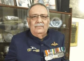 1971 war hero Sqn Ldr Parvez Jamasji passes away
