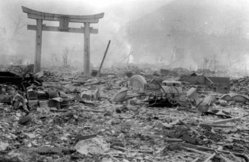 9th August: Nagasaki Day