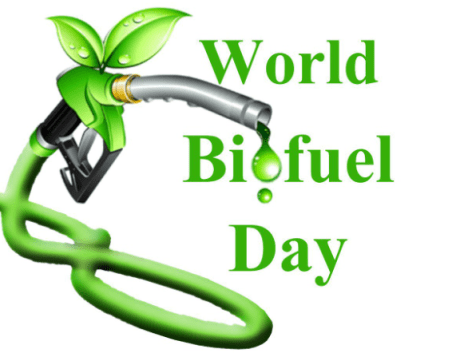 10th August: World Biofuel Day
