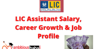 LIC Assistant Salary, Career Growth & Job Profile 2020